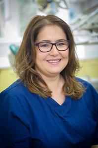 Suzan Nikzad - principal dentist at Euro Dental