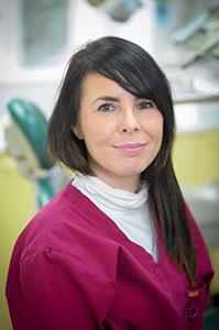Stephanie Eccleston, head nurse at Euro Dental