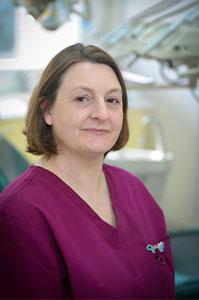 Lynne Jones, hygienist at Euro Dental