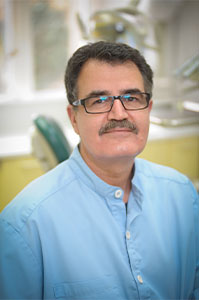 Ben Gilani - principal dentist at Euro Dental