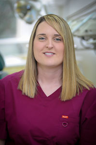Nikki Turasz - head nurse and infection control lead at Euro Dental